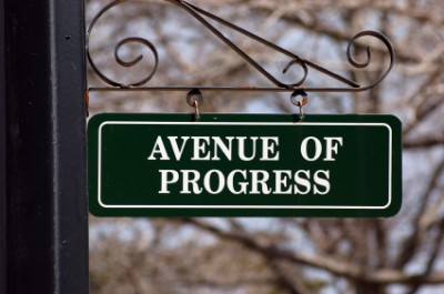Street Sign _Personal Finances